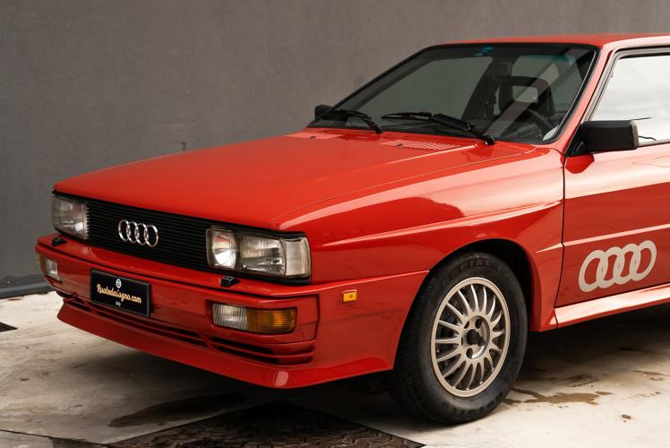 1982 Audi quattro turbo 2