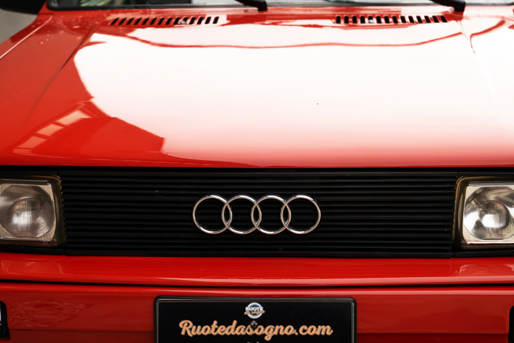 1982 Audi quattro turbo 5