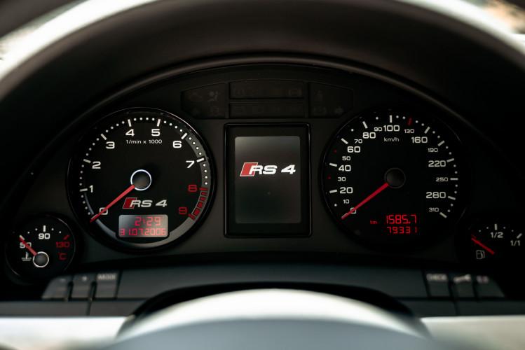 2006 Audi RS4 Avant Quattro V8 4.2 FSI 32
