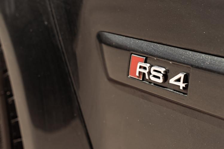 2006 Audi RS4 Avant Quattro V8 4.2 FSI 11