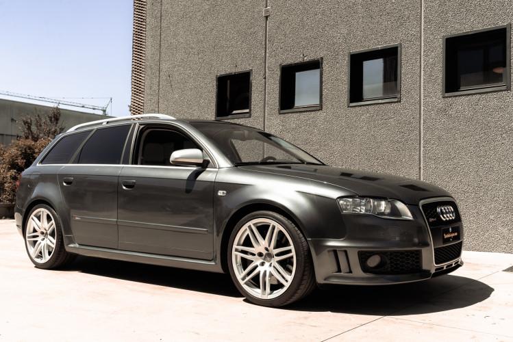 2006 Audi RS4 Avant Quattro V8 4.2 FSI 0