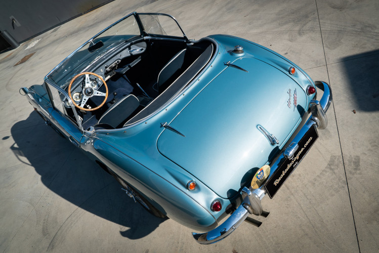 1961 Austin Healey BT7 3000 MKII 4
