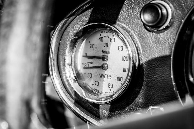 1961 Austin Healey BT7 3000 MKII 23