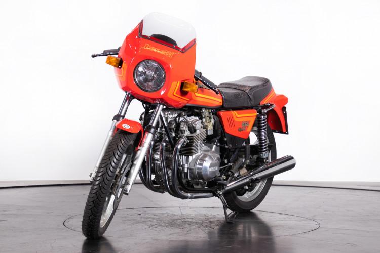 1985 Benelli 654 4s Sport 1