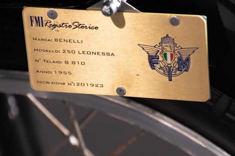 1955 Benelli Leonessa 250 16