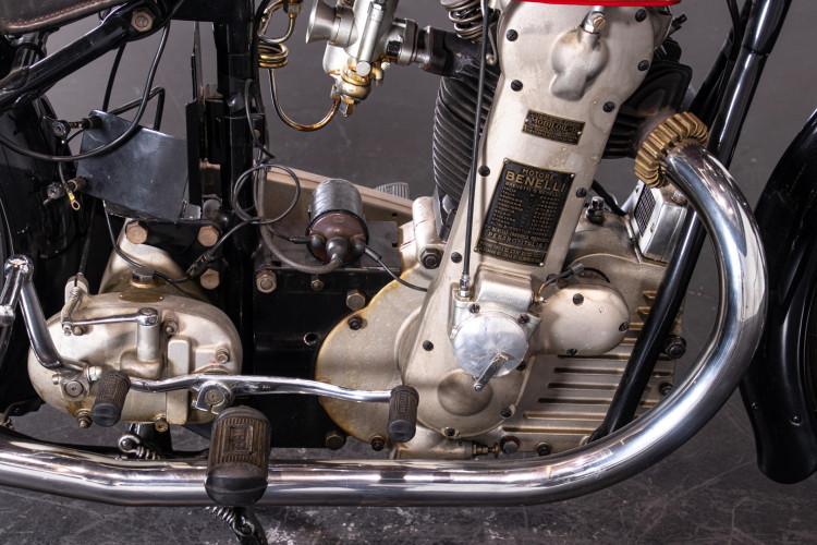 1939 Benelli 500 16