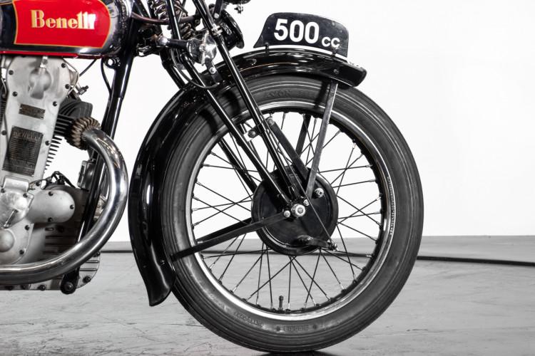 1939 Benelli 500 6