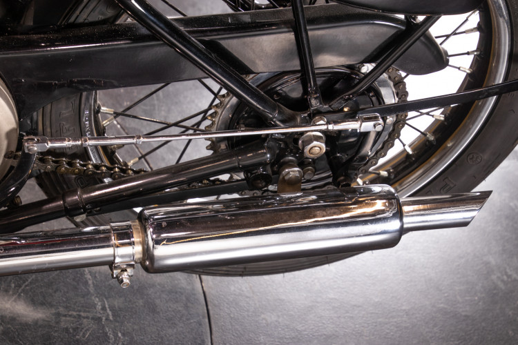 1939 Benelli 500 8