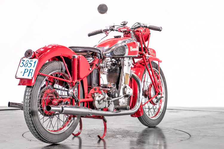 1939 Benelli 500 4TS 5