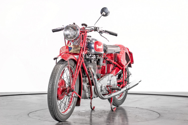 1939 Benelli 500 4TS 1