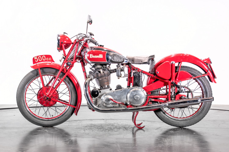 1939 Benelli 500 4TS 0