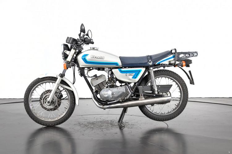 1980 Benelli Bi Cilindro 125 0