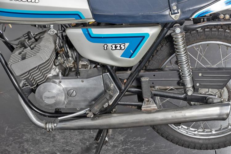 1980 Benelli Bi Cilindro 125 5