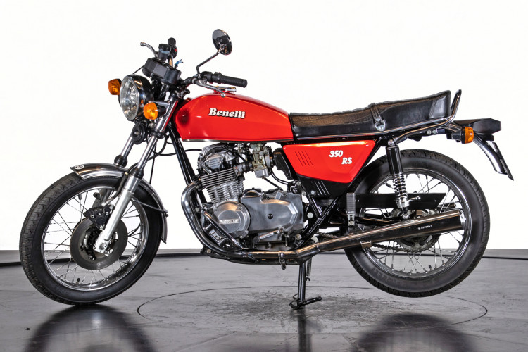 1980 Benelli 350 RS 0