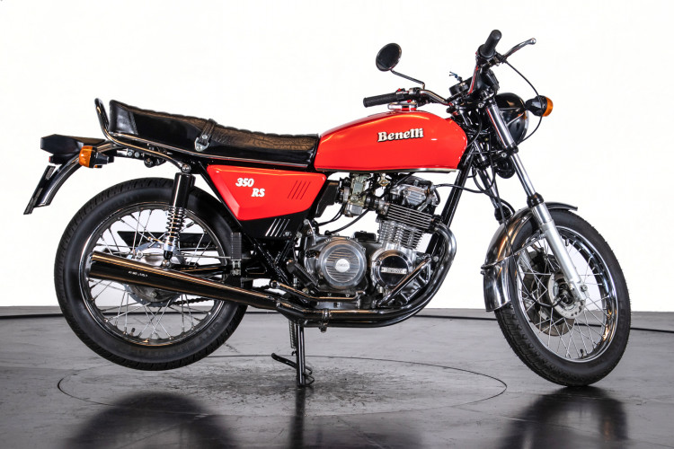 1980 Benelli 350 RS 1