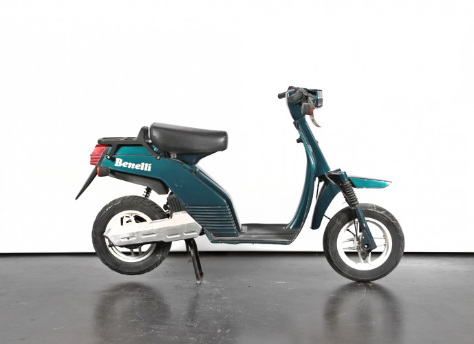 1992 Benelli SCOOTER S50 2