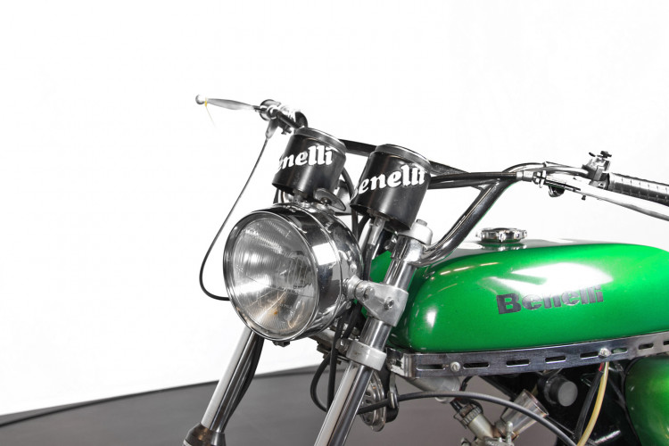 1975 Benelli Sport Special 125 4T 14