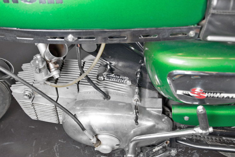 1975 Benelli Sport Special 125 4T 17