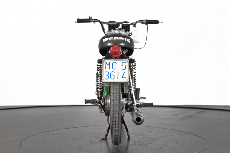 1975 Benelli Sport Special 125 4T 3