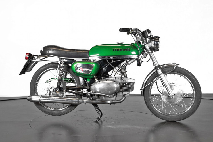 1975 Benelli Sport Special 125 4T 2