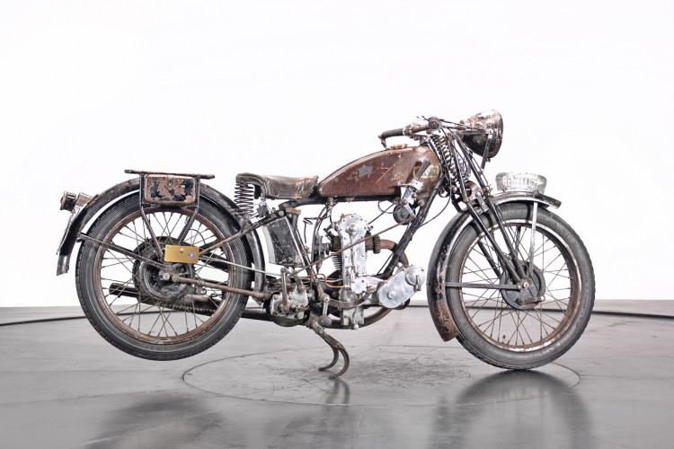 1938 Benelli 175 4