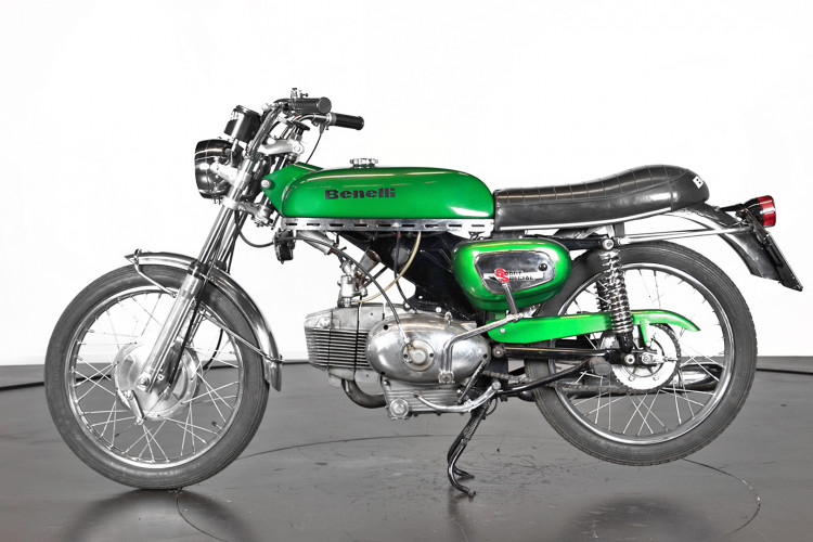 1975 Benelli Sport Special 125 4T 0