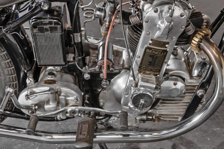 1938 Benelli 250 12