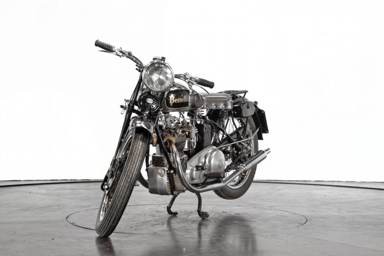 1938 Benelli 250 1