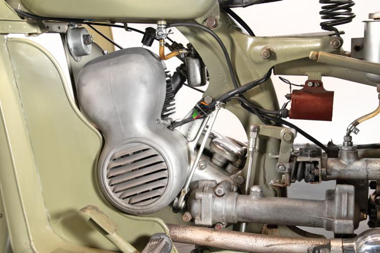 1956 Benelli Leoncino Rikshaws 10