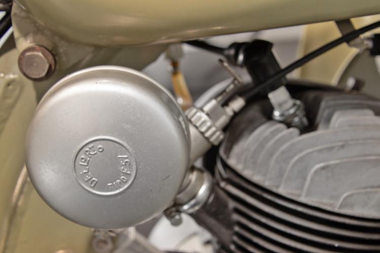 1956 Benelli Leoncino Rikshaws 16