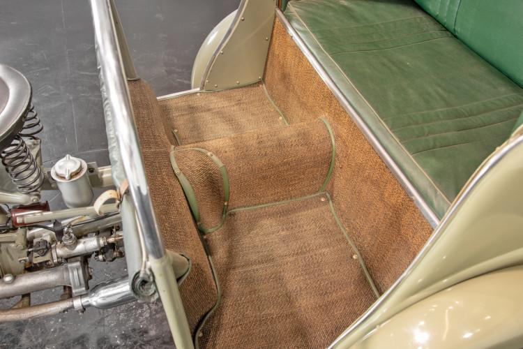 1956 Benelli Leoncino Rikshaws 24