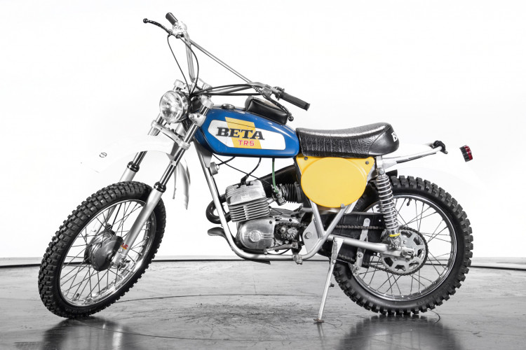 1976 Beta TR5 Cross 1