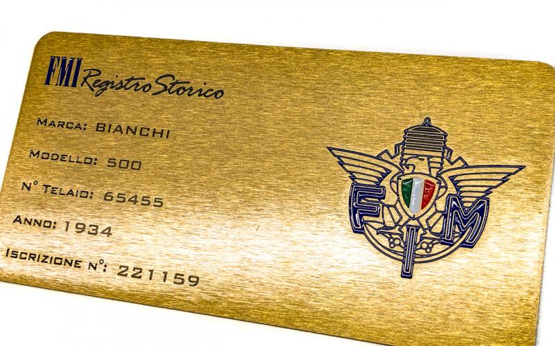 1934 Bianchi 500 Super Sport 7