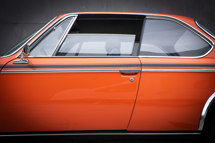 1971 BMW 3.0 CSL 7