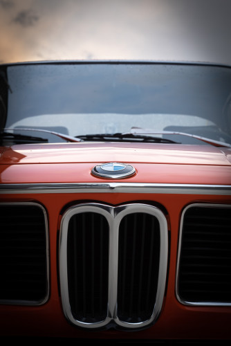 1971 BMW 3.0 CSL 12