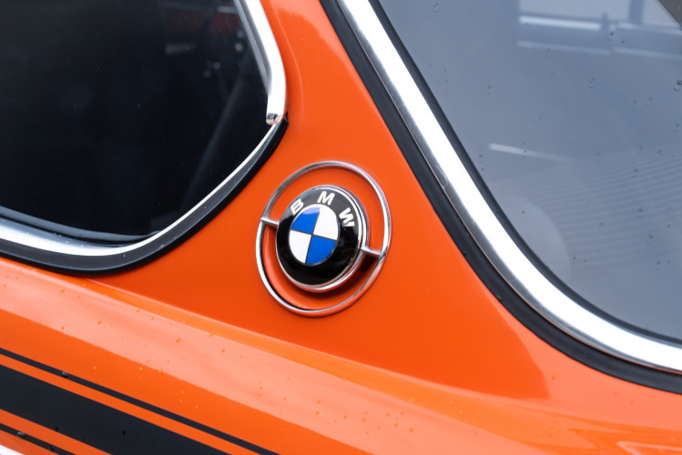 1971 BMW 3.0 CSL 4