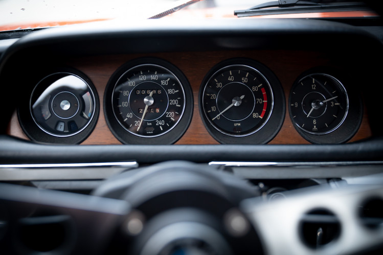 1971 BMW 3.0 CSL 47