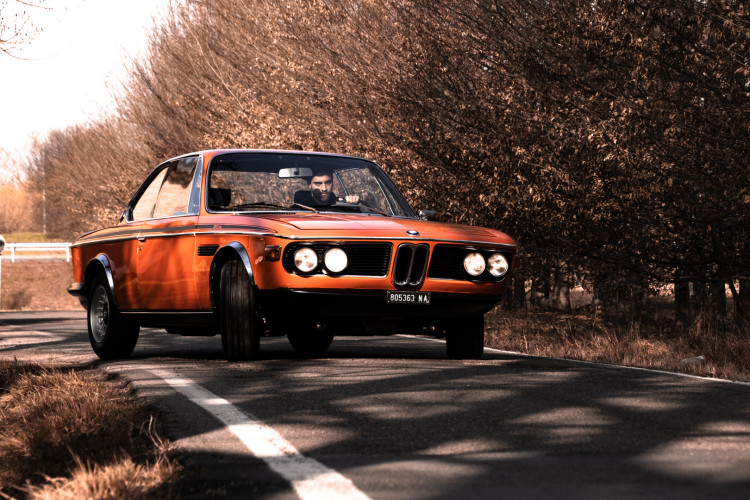 1971 BMW 3.0 CSL 8