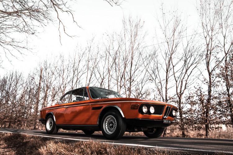 1971 BMW 3.0 CSL 0