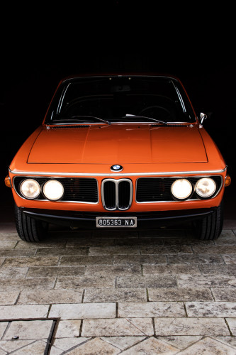 1971 BMW 3.0 CSL 51