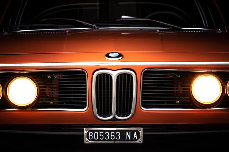 1971 BMW 3.0 CSL 50