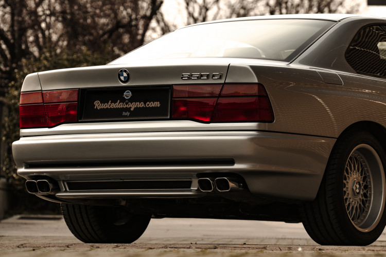1997 BMW 850 Ci 17