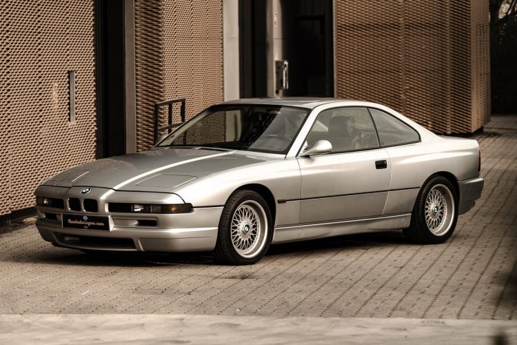 1997 BMW 850 Ci 0