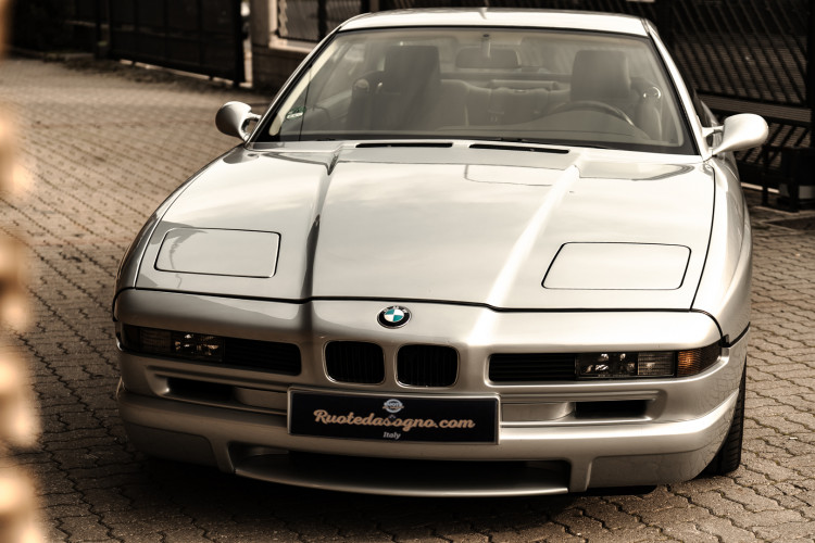 1997 BMW 850 Ci 4