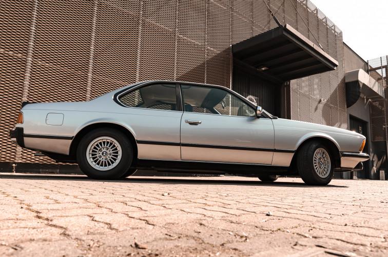 1978 BMW 633 CSi 6