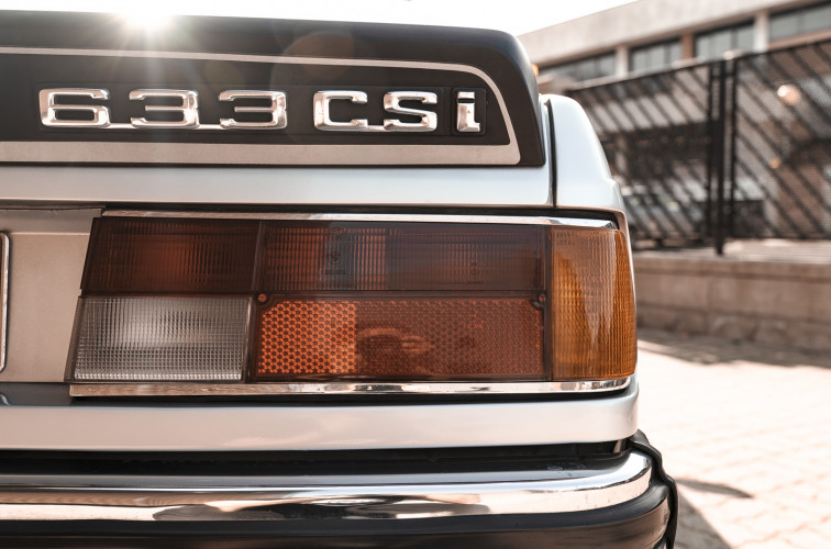1978 BMW 633 CSi 14