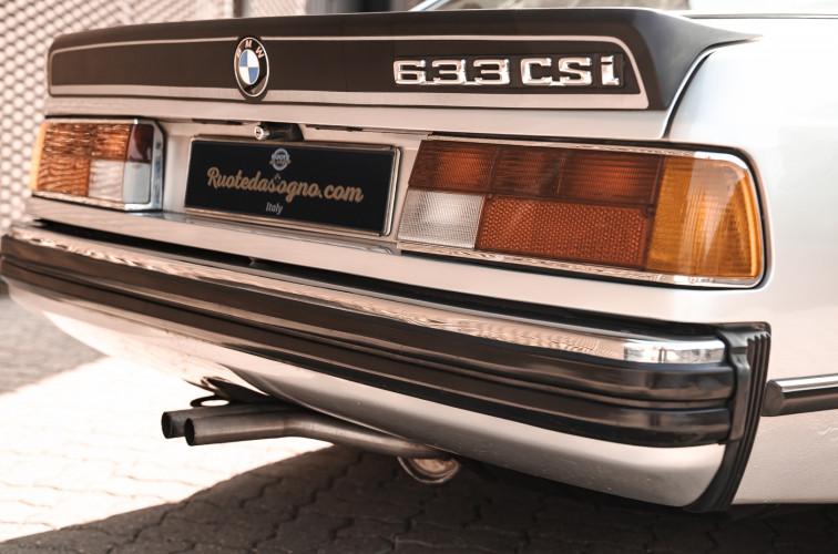 1978 BMW 633 CSi 15