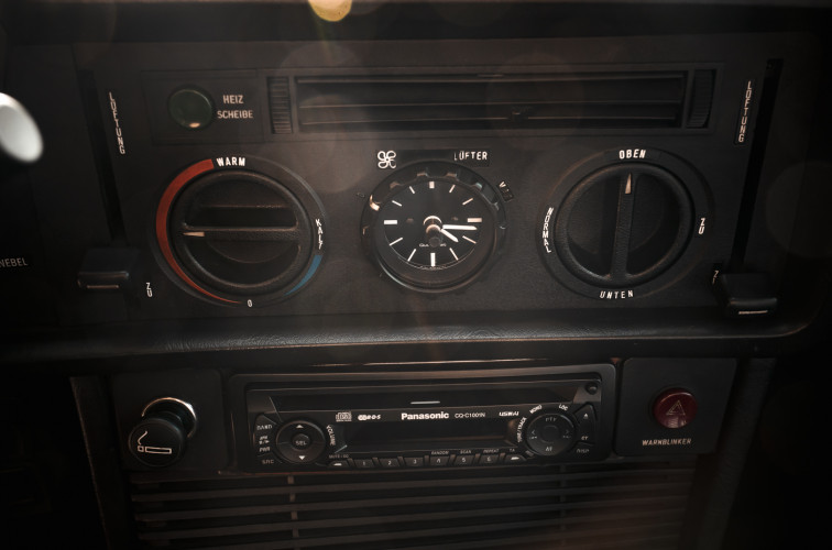 1978 BMW 633 CSi 27