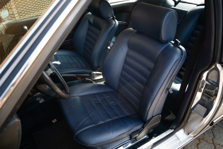 1978 BMW 633 CSi 22