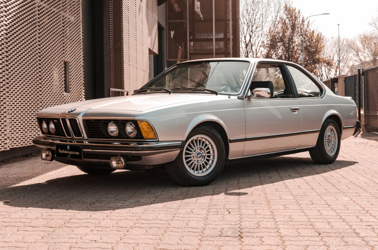 1978 BMW 633 CSi 0